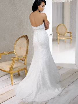 Benjamin Roberts Wedding Dress Style 2561, at Mirfield's To Hab=ve and To Hold Bridal Boutique.