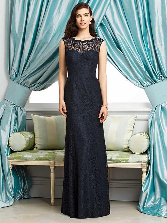Dessy bridesmaid dress 2940 | www.tohaveandtoholdbridalwear.co.uk