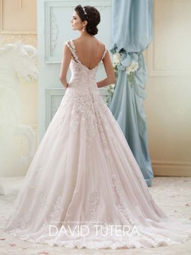 Wedding Dress Mirfield David Tutera Mon Cheri 215277.