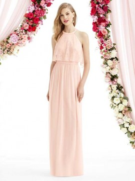 Dessy bridesmaid dress 6733