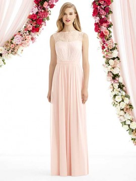 Dessy bridesmaid dress 6734