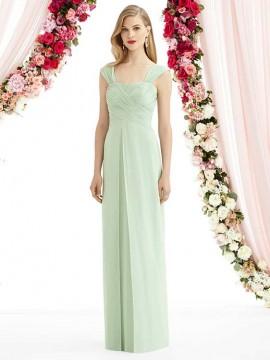 Dessy bridesmaid dress 6735