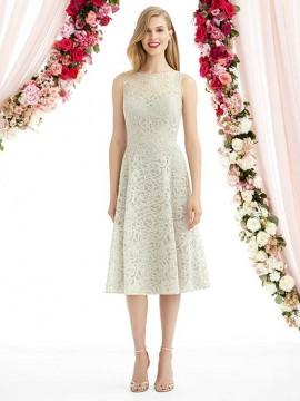 Dessy bridesmaid dress 6738