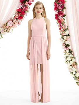 Dessy bridesmaid dress 6739