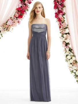 Dessy bridesmaid dress 6743