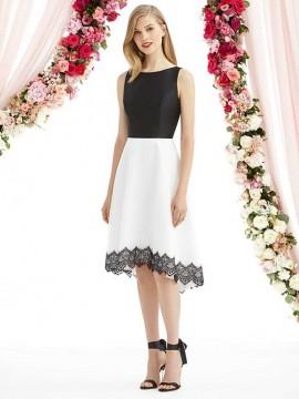 Dessy bridesmaid dress 6748