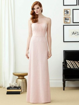 2952 Dessy Bridesmaid Dress