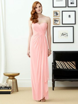 Dessy bridesmaid dress 2956WH