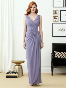 Dessy bridesmaid dress 2958