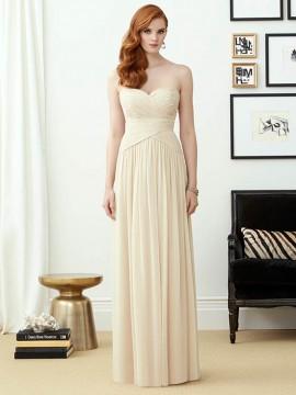 Dessy Bridesmaid Dress 2960