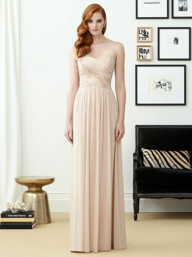 Dessy bridesmaid dress 2961