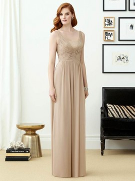 Dessy bridesmaid dress 2962
