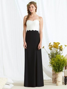 Dessy 8162 Social bridesmaid dress