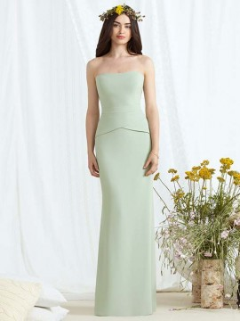 Dessy 8165 Social bridesmaid dress
