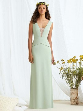 Dessy 8166 Social bridesmaid dress
