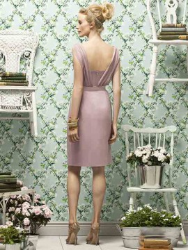 Lela Rose LR178 Back