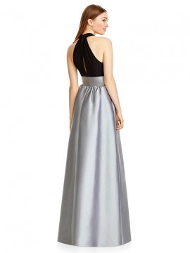 Studio Design Dessy Bridesmaid 4501 rear