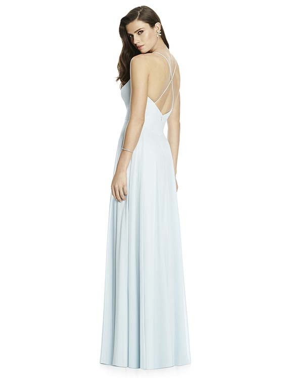 Dessy Bridesmaid 2988 rear