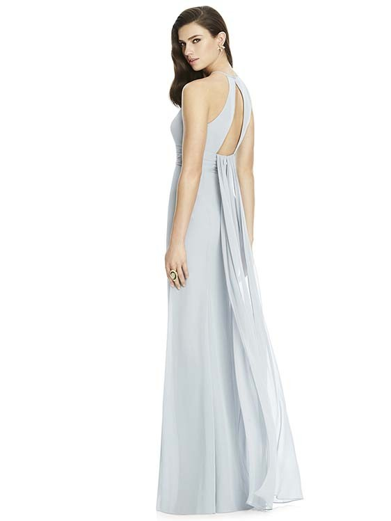 Dessy Bridesmaid 2990 rear