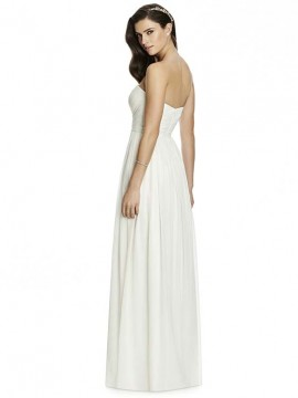 Dessy Bridesmaid 2991 rear