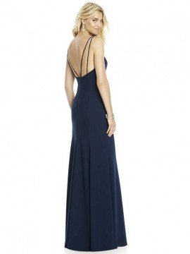 Dessy Bridesmaid 6758 rear