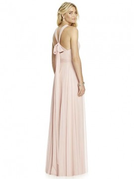 Dessy Bridesmaid 6760 rear