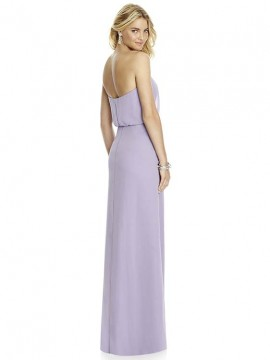 Dessy Bridesmaid 6761 rear