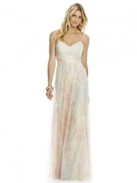 Dessy Bridesmaid 6766