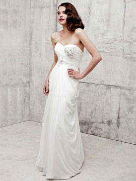 Benjamin Roberts 2357 Ivory WAS £957, NOW £325 Size 10-12