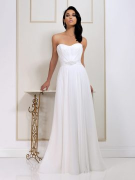 Benjamin Roberts 2562 Ivory WAS £955, NOW £375 Size 8-10