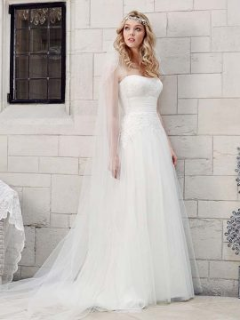 Benjamin Roberts 2625 Ivory WAS £895, NOW £275 Size 14-16