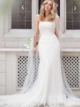 Benjamin Roberts 2626 Ivory WAS £1015, NOW £395 Size 12-14