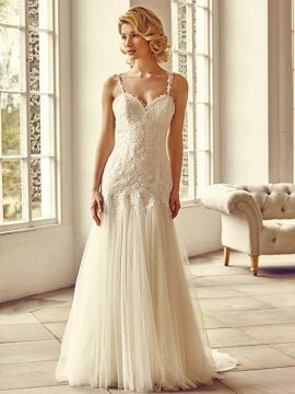 Benjamin Roberts 2736 Ivory WAS £1275, NOW £575 Size 8-10