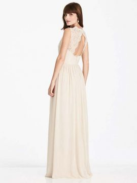Dessy Bridesmaid 6774 rear