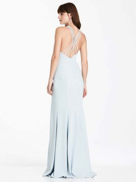 Dessy Bridesmaid 6776 rear