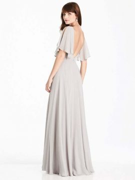 Dessy Bridesmaid 6778 rear