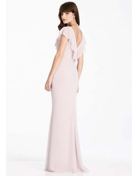 Dessy Bridesmaid 6779 rear