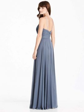 Dessy Bridesmaid 6782 rear