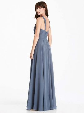 Dessy Bridesmaid 6783 rear