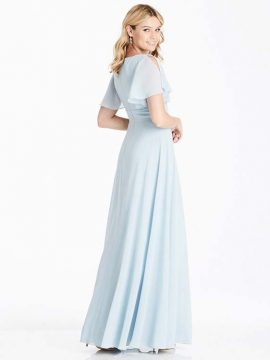 Dessy Bridesmaid 8188 rear