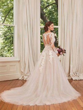 Y21977B Stephanie Grace Sophia Tolli Wedding Dress